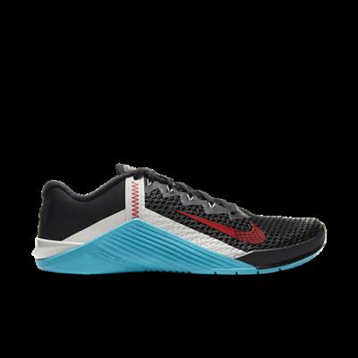 Nike Metcon 6 'Black Light Blue Fury' Black CK9388-070