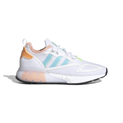 adidas ZX 2K Boost Core White H06578