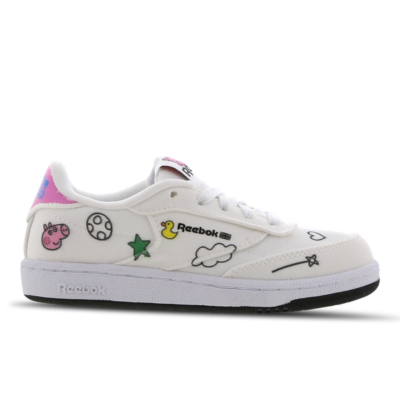 Reebok Club C Peppa Pig White H05204