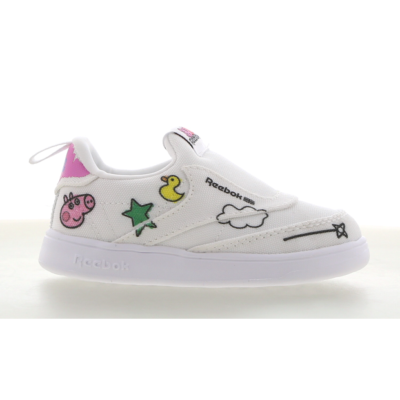 Reebok Club C Peppa Pig White H05205