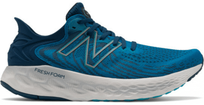 Herren New Balance Fresh Foam 1080v11 Wave Blue/Rogue Wave M1080S11