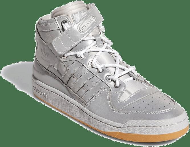 adidas Ivy Park Forum Mid Grey GW2858