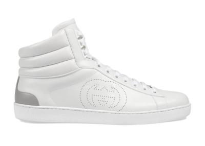 Gucci Ace High-Top GG White _625672 1XG10 9110