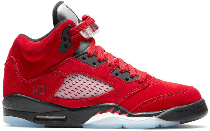 Jordan 5 Retro Raging Bulls Red (2021) DD0587-600