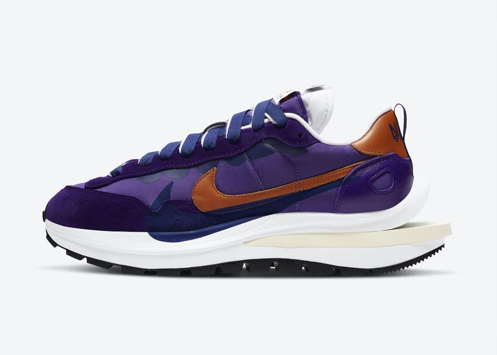 Officiele foto's verschenen van de Nike x sacai VaporWaffle die in het voorjaar uitkomen