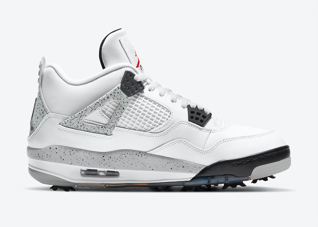 Sla een hole-in-one met de aankomende Air Jordan 4 Golf 'White Cement'