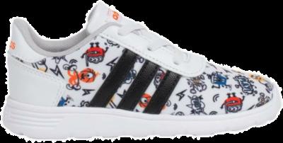 adidas Low Lite Racer Inf Kinderen Sneakers EE8568 wit EE8568