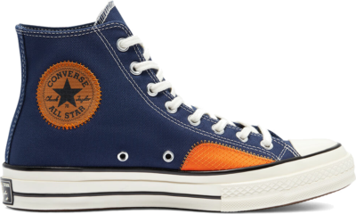 Alt Exploration Chuck 70 High Top midnight navy/dark soba 170127C