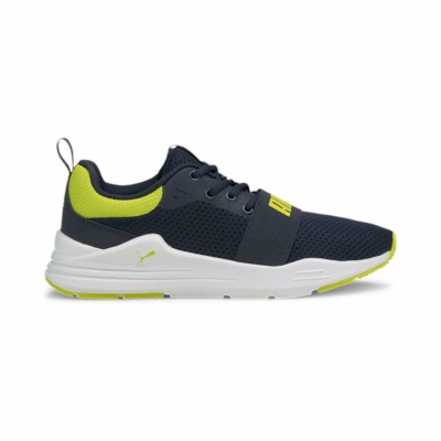 Puma Wired Run sneakers Blauw 374216_07