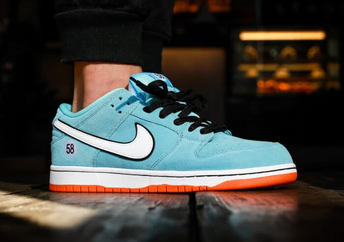 nike dunk sb low high