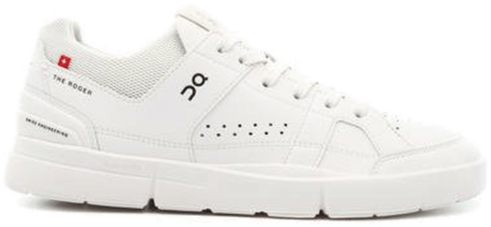 """ON THE ROGER CLUBHOUSE """"ALL WHITE"""" 48.99436"""