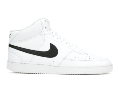 Nike Court Vision Mid White Black CD5466-101