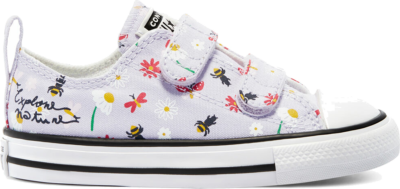 Converse Explore Nature Easy-On Chuck Taylor All Star Low Top Infinite Lilac/White/Black 771138C