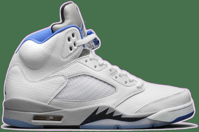 Jordan 5 Retro White Stealth (2021) DD0587-140