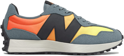 Herren New Balance 327 Citrus Punch/Cyclone MS327SC