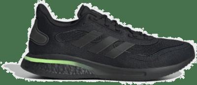 adidas SUPERNOVA Hardloopschoenen Zwart Zwart Groen Zwart FW8821