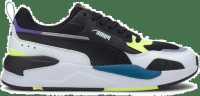 PUMA X-Ray 2 Square Sneaker Wit Zwart Wit 373108-01