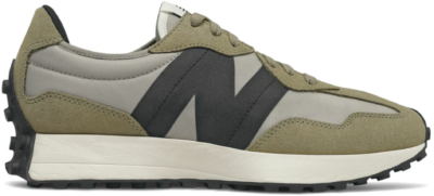Herren New Balance 327 Aluminum/Covert Green MS327IB
