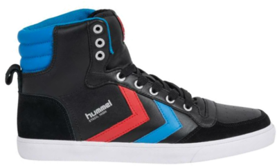 hummel STADIL HIGH Sneakers 063666-2640 zwart 063666-2640