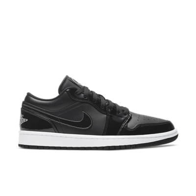 Jordan 1 Low Black DD1650-001