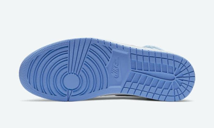 unc Air Jordan nike 1