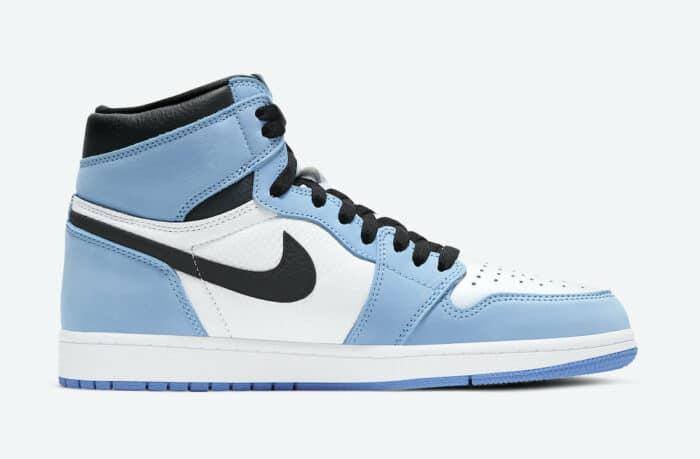 Air Jordan 1 nike Carolina