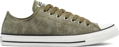 Converse Washed Canvas Chuck Taylor All Star Low Top Grey 171063C