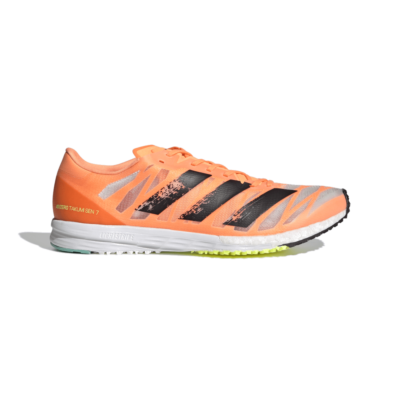 adidas Adizero Takumi Sen 7 Screaming Orange FY0341