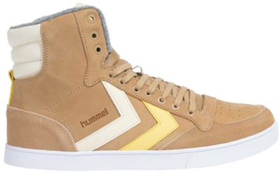 hummel STADIL DUO OILED HIGH Sneakers 208965-8031 bruin 208965-8031