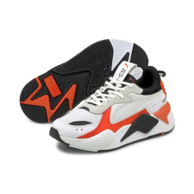 Puma RS-X Mix Wit/Oranje  380779-01
