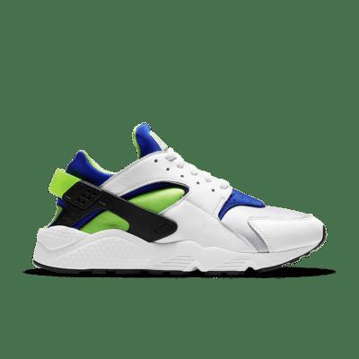 """Nike AIR HUARACHE """"SCREAM GREEN"""" DD1068-100"""
