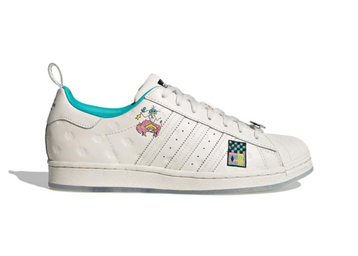 "adidas Originals Arizona x Superstar ""Refreshed White"" GZ2874"