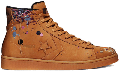 Converse Pro Leather Mid x Bandulu Brown 169908C