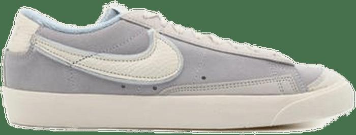 """Nike BLAZER LOW VNTG '77 """"FOOTBALL GREY"""" DH4101-001"""