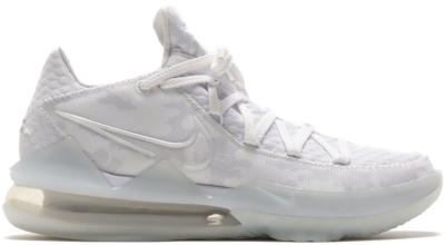 Nike LeBron 17 Low White Camo CD5007-103/CD5006-103