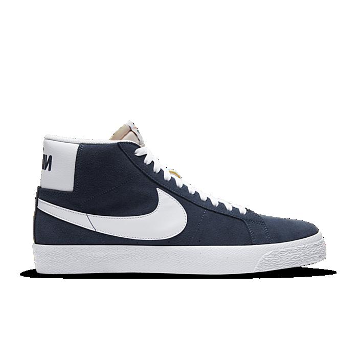Nike SB Zoom Blazer Mid Blauw 864349-401
