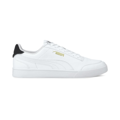 Puma Shuffle sneakers voor Heren Blauw / Wit / Goud 309668_01
