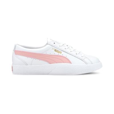 Puma Love sportschoenen voor Dames Wit / Roze 372104_09
