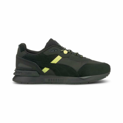 Puma Helly Hansen x Mirage Tech 'Black Neon' Black 382037-01