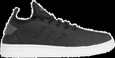 adidas Court Adapt Heren Sneakers F36418 zwart F36418
