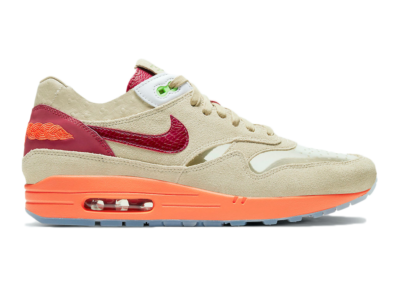 Nike Air Max 1 Clot Kiss of Death (2021) DD1870-100