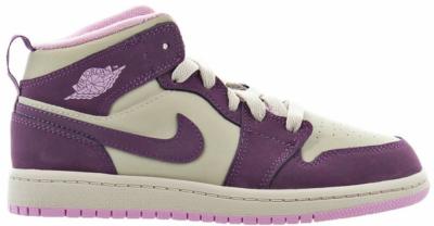 Jordan 1 Mid Pro Purple Desert Sand (PS) 640737-500
