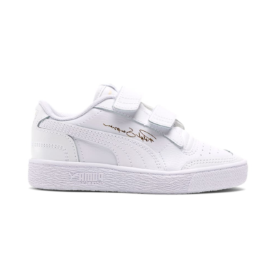 Puma Ralph Sampson Lo V Kids' s Wit 370921_04