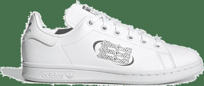 adidas STAN SMITH J Cloud White FX5988