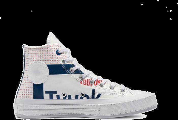 Converse Chuck 70 Hi White 170061C