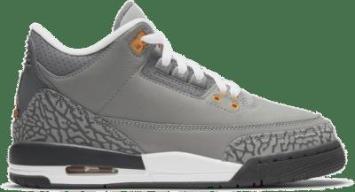 Jordan 3 Retro Silver 398614-012