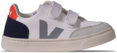 "Veja V-12 Velco Leather ""Extra White"" VSV052399K"