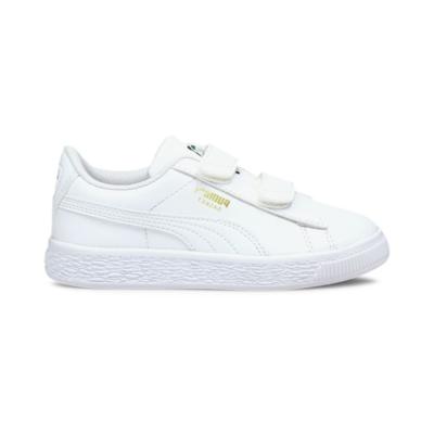 PUMA Basket Classic Xxi Kids' s, White White 380571_01