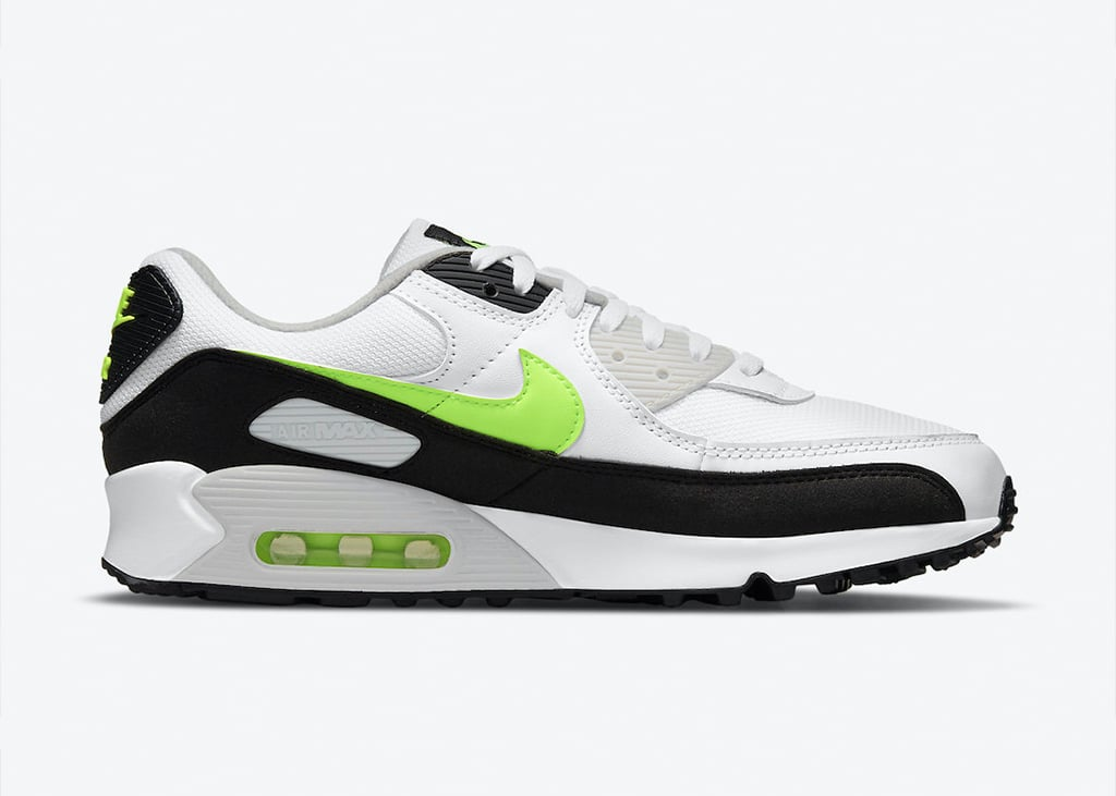 When life gives you limes! Nieuwe colorway aangekondigd van Nike Air Max 90
