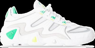 Adidas x Ronnie Fieg FYW S-97 Neon (2019) White / Green / Yellow AAEF3646